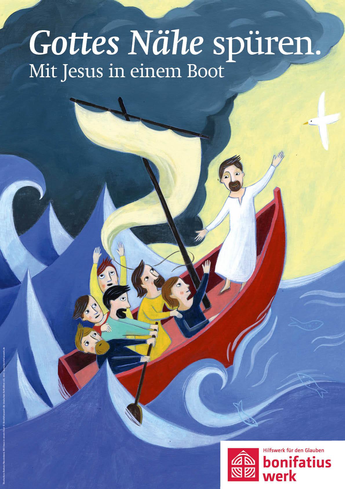 von jesus berührt reinhard horn